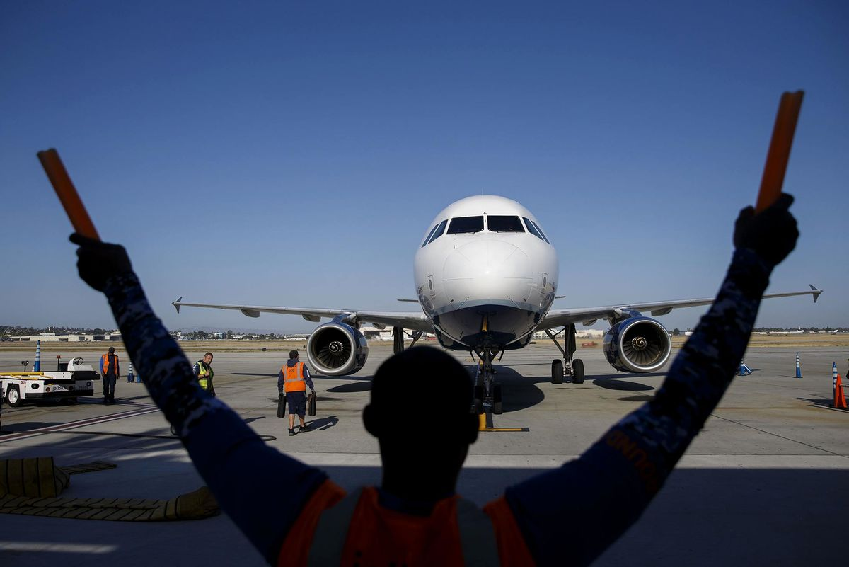 the u s airline industry Here's why the airline industry is in for a rough ride southwest airlines aircraft at the denver international airport.