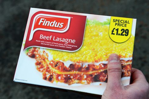 How the Horse Meat Sneaked Into the Lasagna