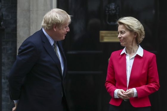 U.K. andEU Draw Battle Lines as the Hard Part of Brexit Begins