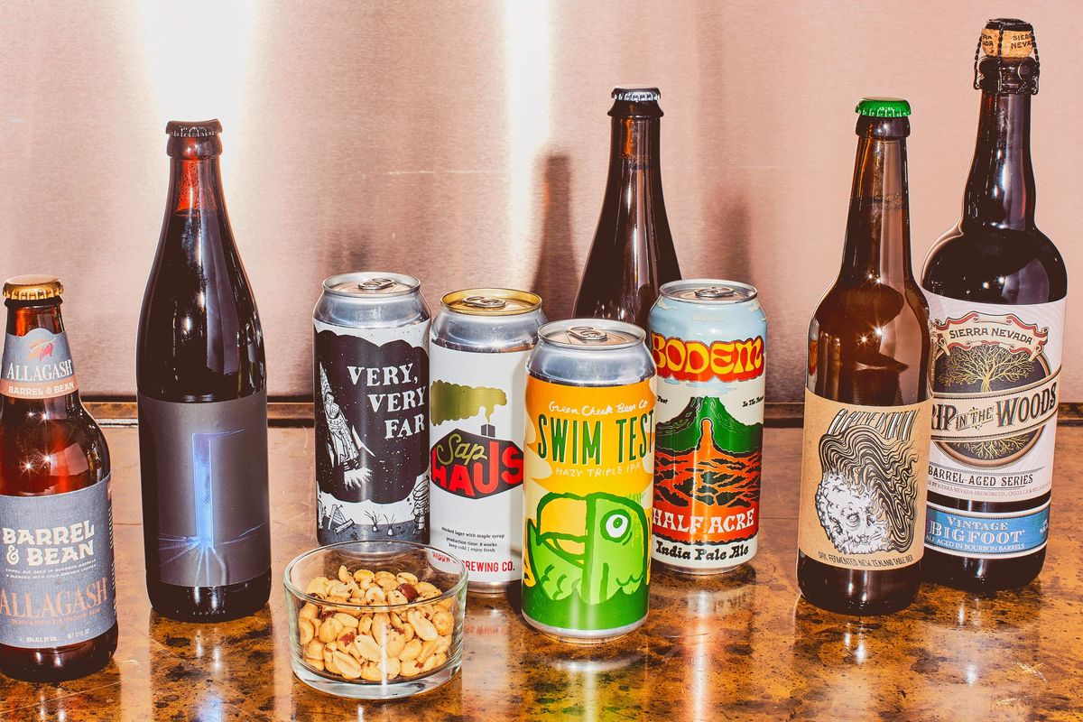 The 11 Best Beers Brewed This Year