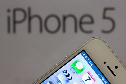 Apple Downgrade at Citigroup Sends Asian Suppliers' Shares Down