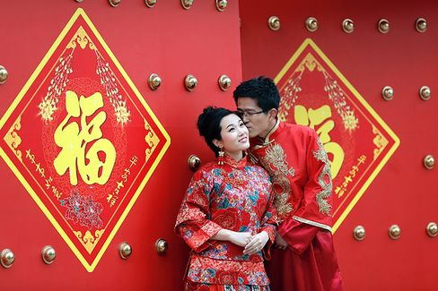 In China: Valentine???s Day and the Business of Marriage