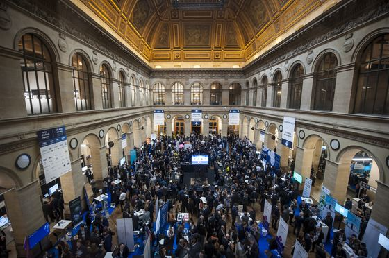 Crypto Fever Is Over, the Paris Fintech Summit Shows