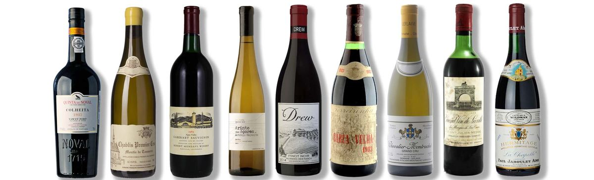 The Top Wines of 2016, Tasted by Critic Elin McCoy