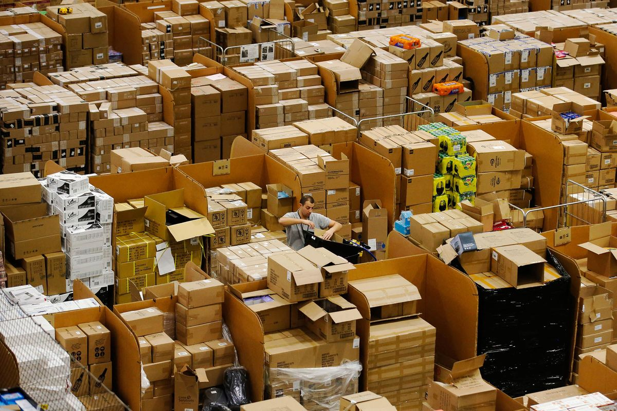 Amazon Might Face Restrictions, German Antitrust Adviser Says