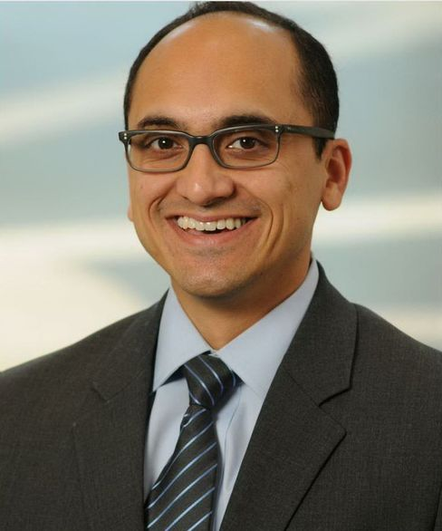 Oncologist Yousuf Zafar