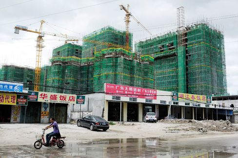 China's Economy Throws Off Mixed Signals