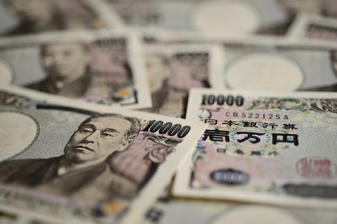 Currency Trade Reaches $5.3 Trillion a Day as Yen Turnover Jumps