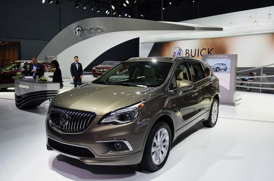 A Buick SUV May Cost an Extra $8,000 After Trump's China Tariffs