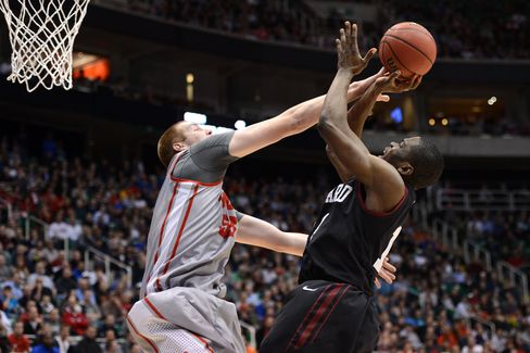 Harvard Wins First NCAA Tournament Game After Losing Key Players