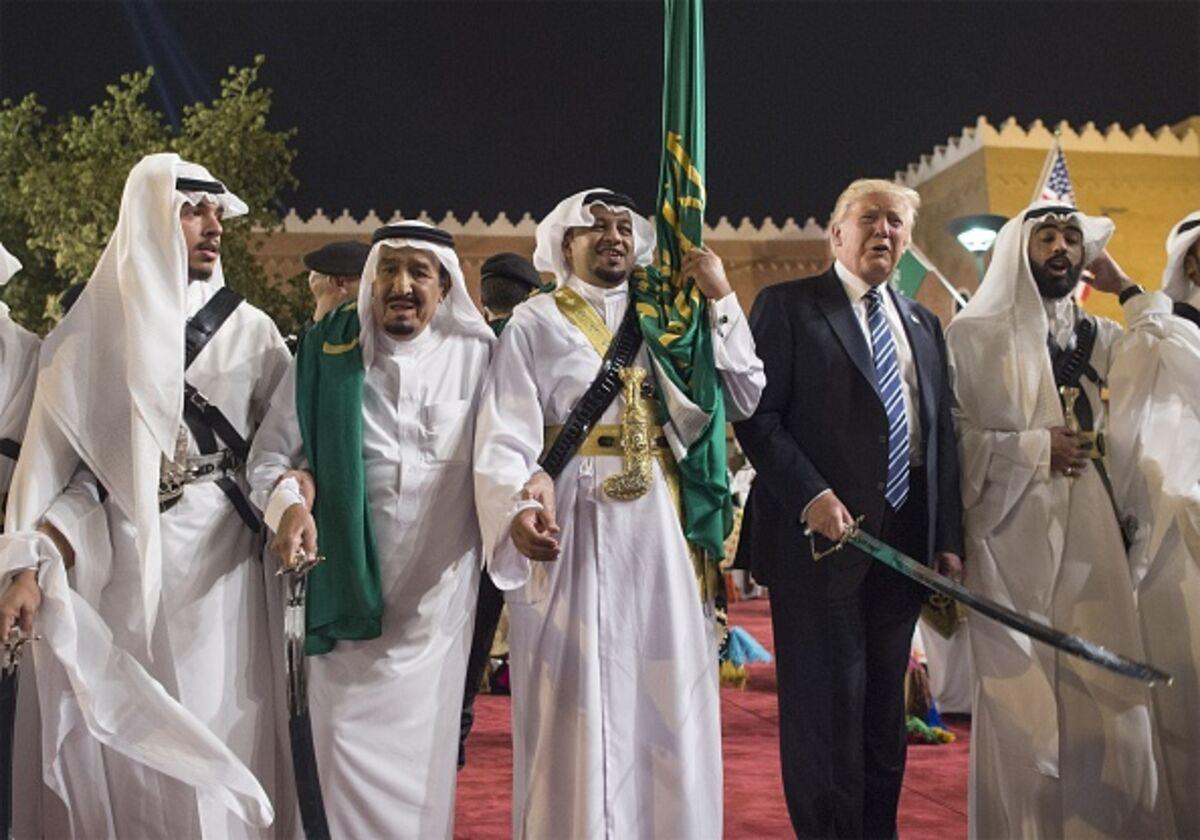 Trump and His Gulf Friends Win Big in OPEC Deal