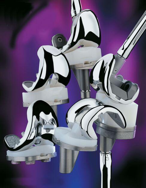 Zimmer Holdings NexGen Complete Knee Solution