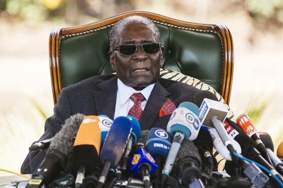Ex-President Mugabe Bats for Opposition in Zimbabwe Election
