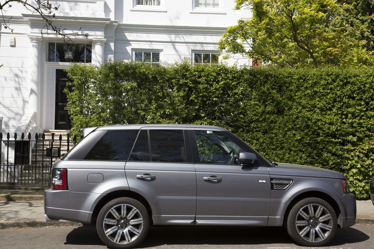 The Climate Crisis Is Coming for Your Land Rover