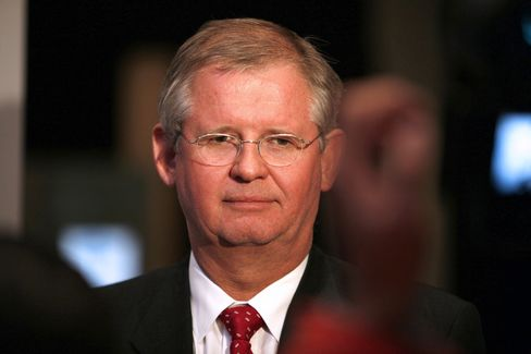 Standard Bank Group Outgoing CEO Jacko Maree