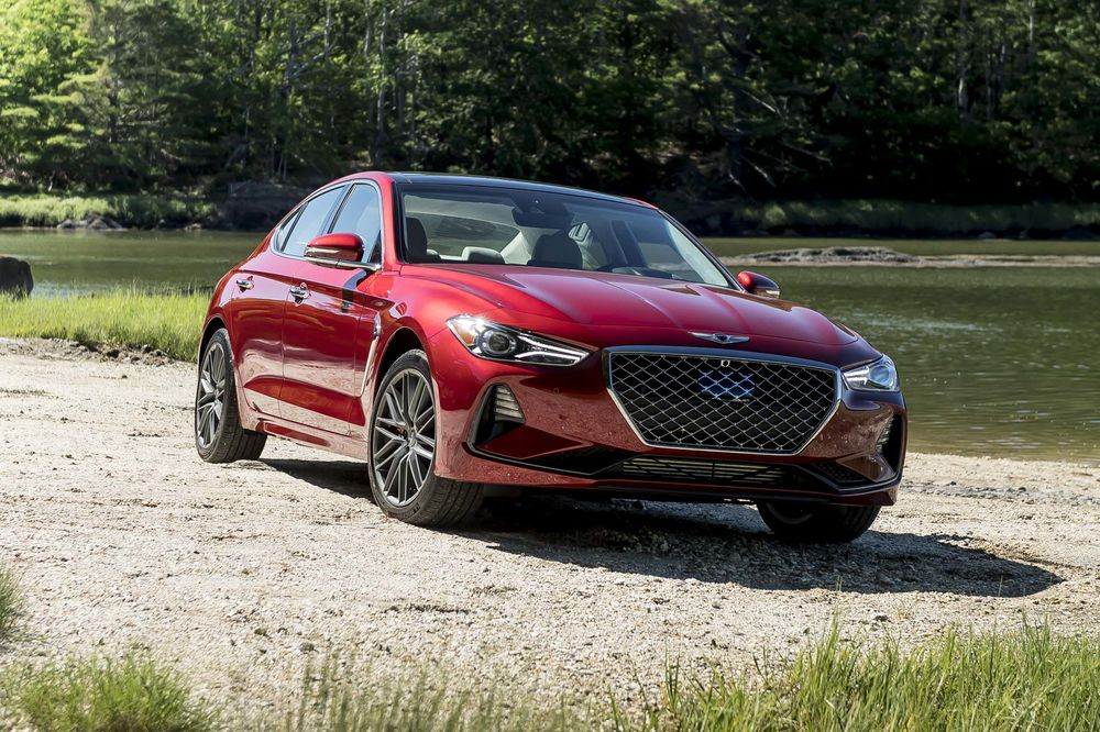Genesis G70 Review Hyundai Has A Good Car But Few Buyers Bloomberg