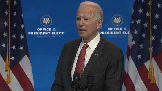 Biden Rips Trump's 'Outrageous' Vote Moves, Transition Logjam