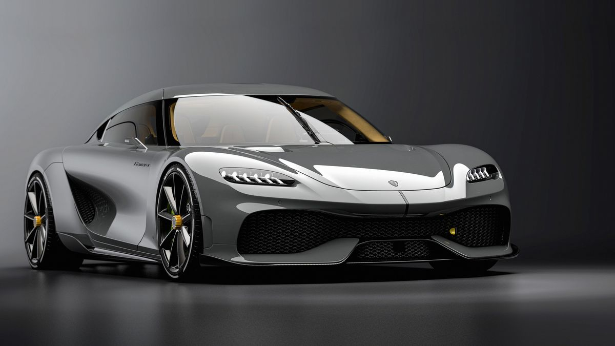 The Koenigsegg Gemera Has 1,700 Horsepower—and a Proper Back Seat