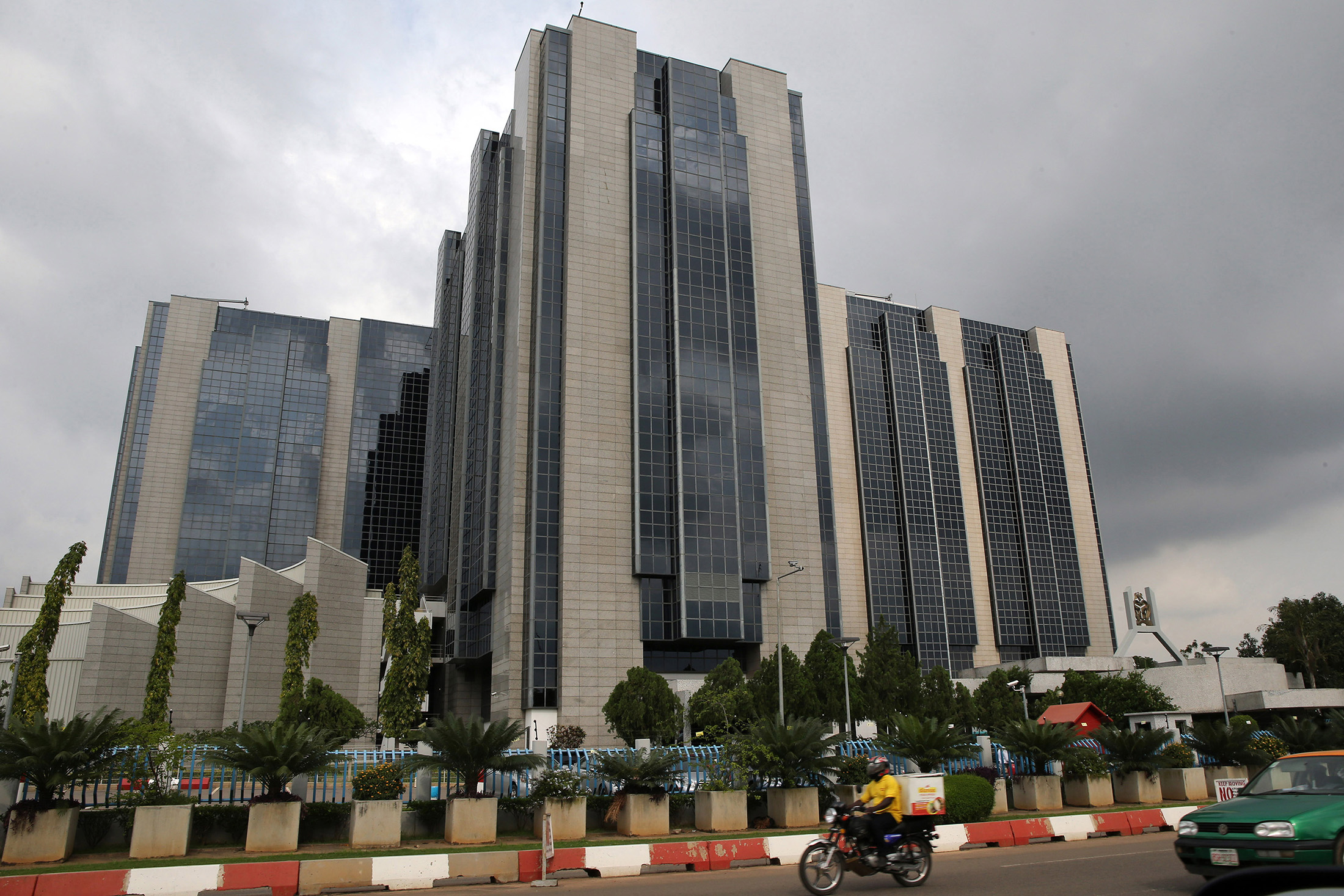 pictures of central bank of nigeria
