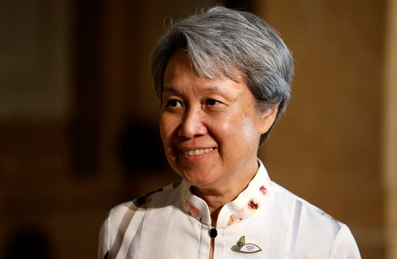 Temasek's New Chief Is Upbeat on Long-Term Chinese Investments