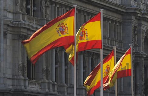 Rajoy Delay Marks Bet Renewed Turmoil Makes Bailout Terms Easier