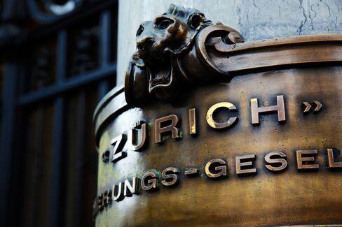 Zurich Profit Misses Estimate as Senn Weighs Offer for RSA