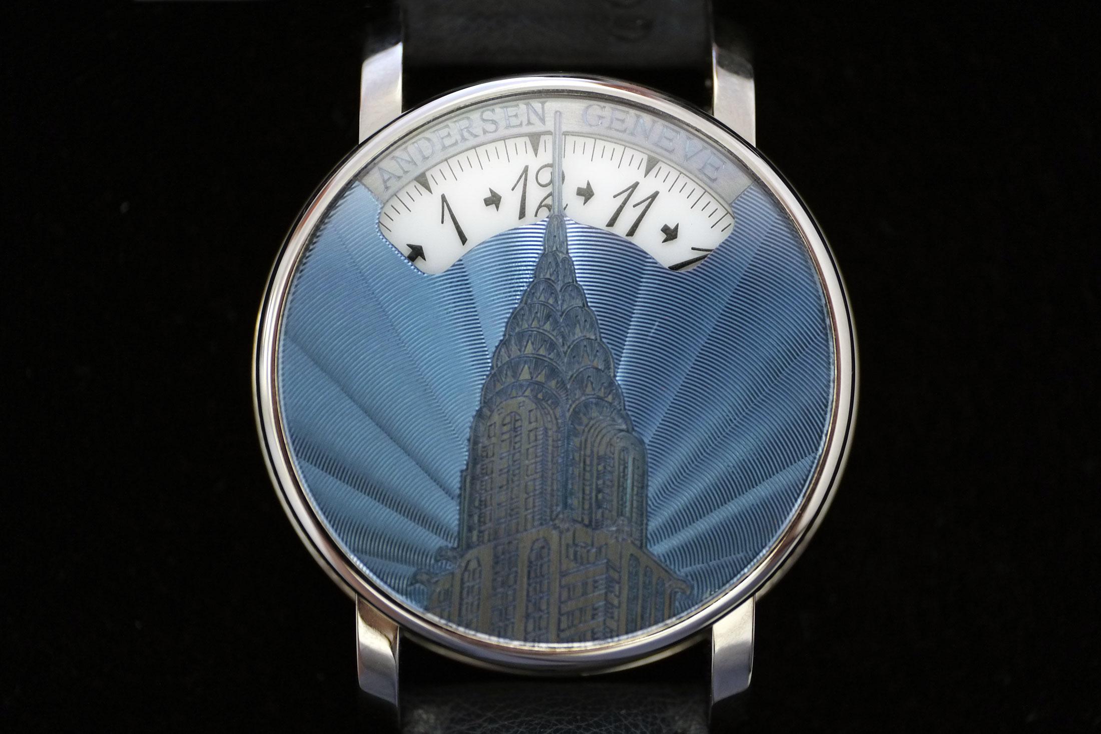 Svend Andersen Chrysler Building (lot 49)