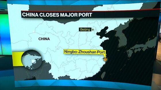 China's Port Shutdown Raises Fears of Closures Worldwide