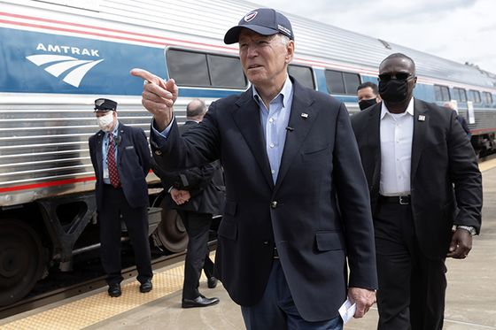 Rail Fans Hope 'Amtrak Joe' Biden Can Get NJ-NY Tunnel on Track