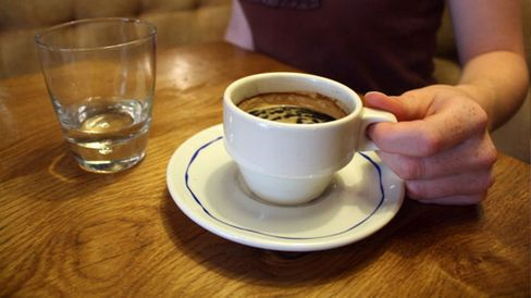 And the Best Time for Drinking Coffee Is…
