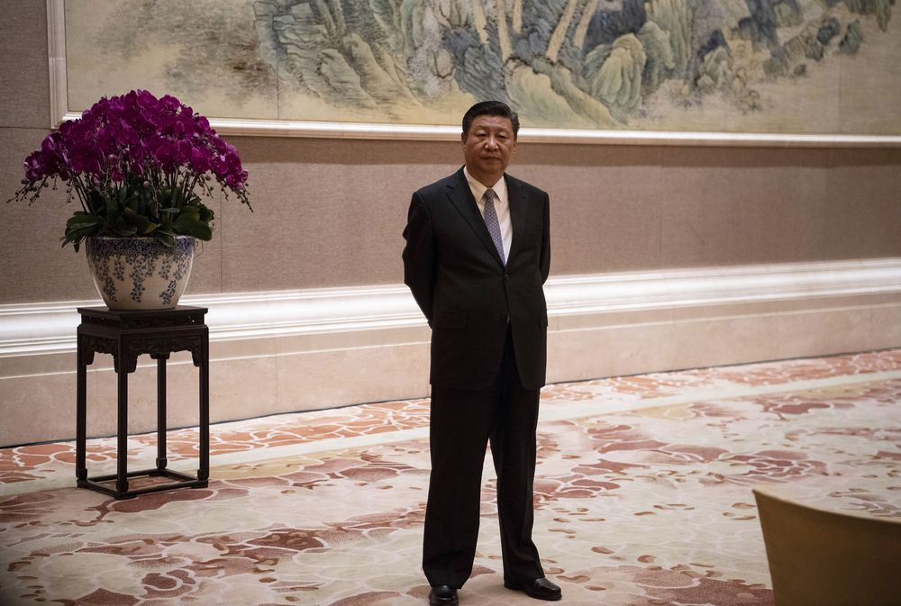 Xi Expands China's Footprint in the Pacific While Trump Stays Home