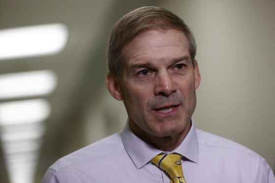 GOP's Jordan Wants Congress Antitrust Bills to Target Microsoft