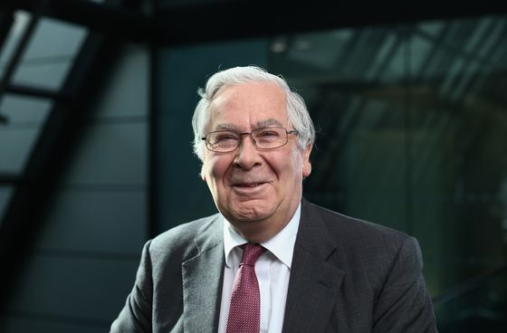 Mervyn King Still Doesn't Think British Banks Are Safe Enough