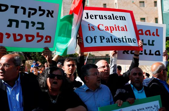 Why Palestinians Demand a `Right of Return' to Israel: QuickTake
