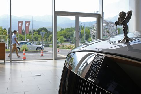 Almaty Dealership