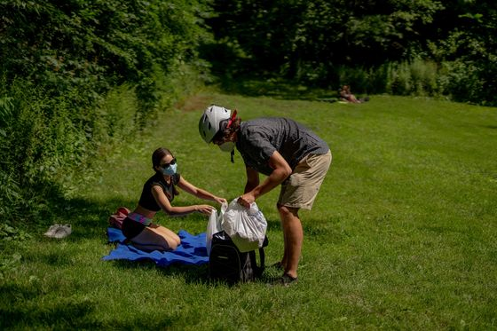 Have App, Will Deliver: NYC Picnic Boom Has One TechieDreaming Big