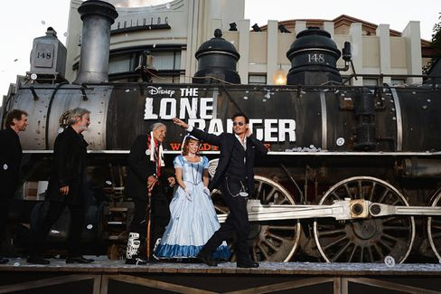 How Disney's Bean Counters Will Bury 'The Lone Ranger'