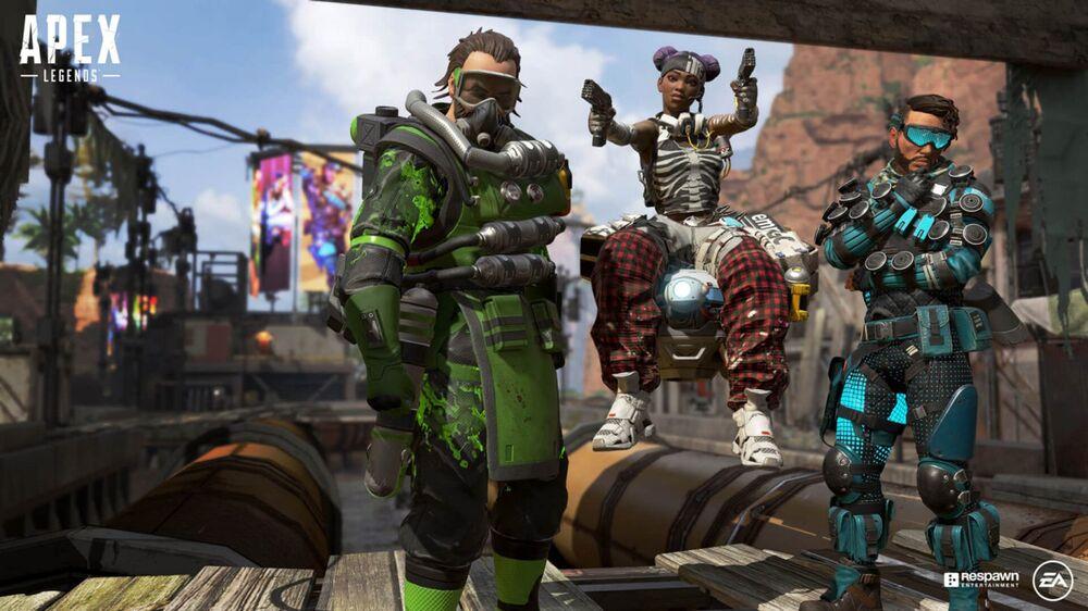 Fortnite Rival Apex Legends Boosts EA Stock Price - Bloomberg