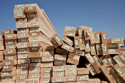 Lumber Mills Expand as Prices Rise Most Since 1993