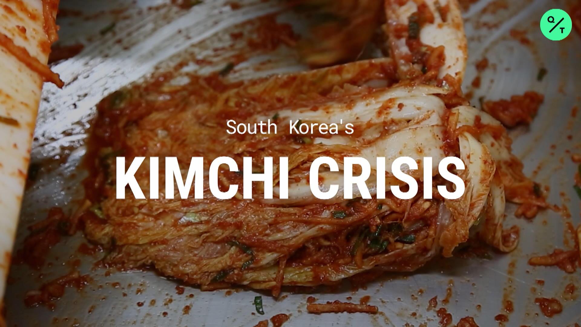 South Korea's Kimchi Crisis