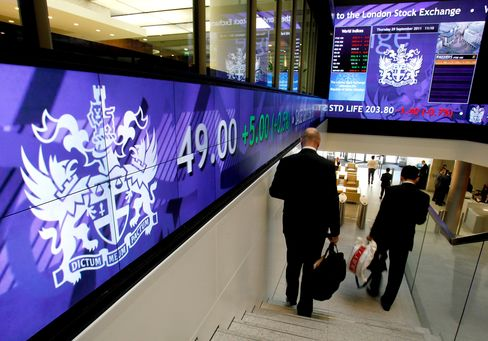 Protesters to 'Occupy' London Exchange After Wall Street