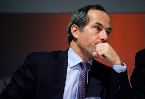 Frederic Oudea, chief executive officer of Societe Generale