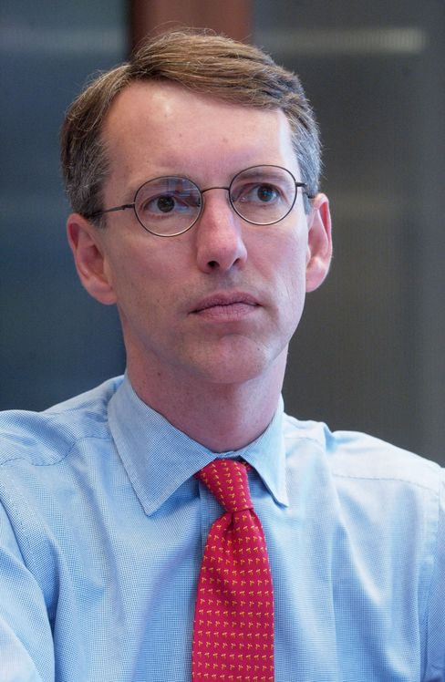 Greenhill & Co. Chief Executive Officer Scott Bok