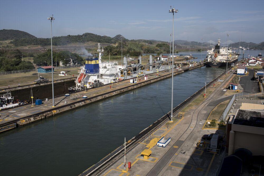 Trump-China Trade Tensions Hit Panama Canal Revenues