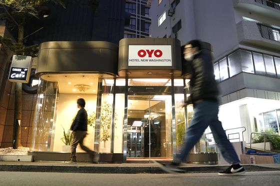 India's Oyo Offers Generous Terms for $600 Million Loan
