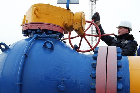 Gazprom's Turmoil, From Rivals to Prices to an EU Probe
