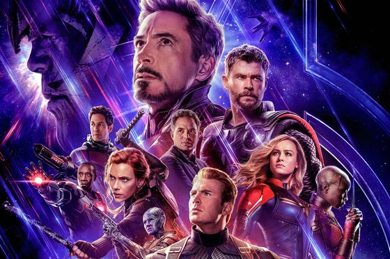 'Endgame' Holds No. 1 Spot Again in Its March Toward Record