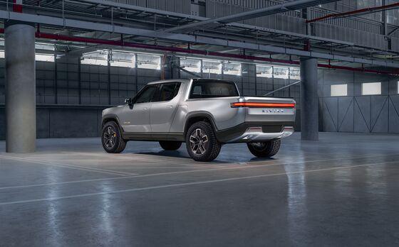 Amazon-Backed Rivian Seeks 3-in-a-Row EV Debuts, Defying History