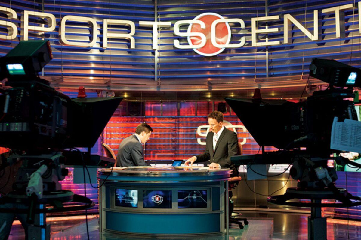 Espn Everywhere Sports Profit Network Bloomberg