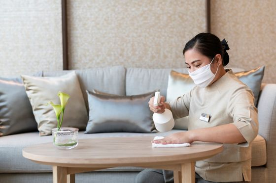 Thai Massage Loses Its Charm Behind Masks, Social Distancing